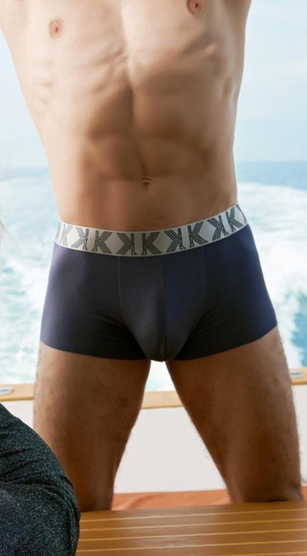 Mens Underwear Grey